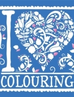 I Heart Colouring : Pretty Pocket Colouring