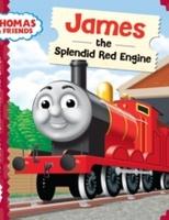 James the Splendid Red Engine