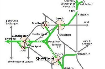 HS2 alternative revealed by objectors - Barnsley News from the Barnsley Chronicle