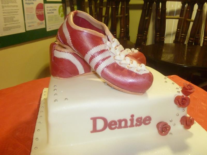 Birthday Celebration Memories For Denise Barnsley News From The
