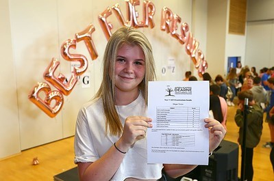 School's 'best-ever' exam results celebrated - Barnsley News from the Barnsley Chronicle