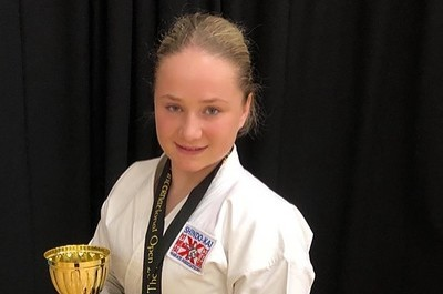 Lily-May chasing Olympic dream - Barnsley News from the Barnsley Chronicle
