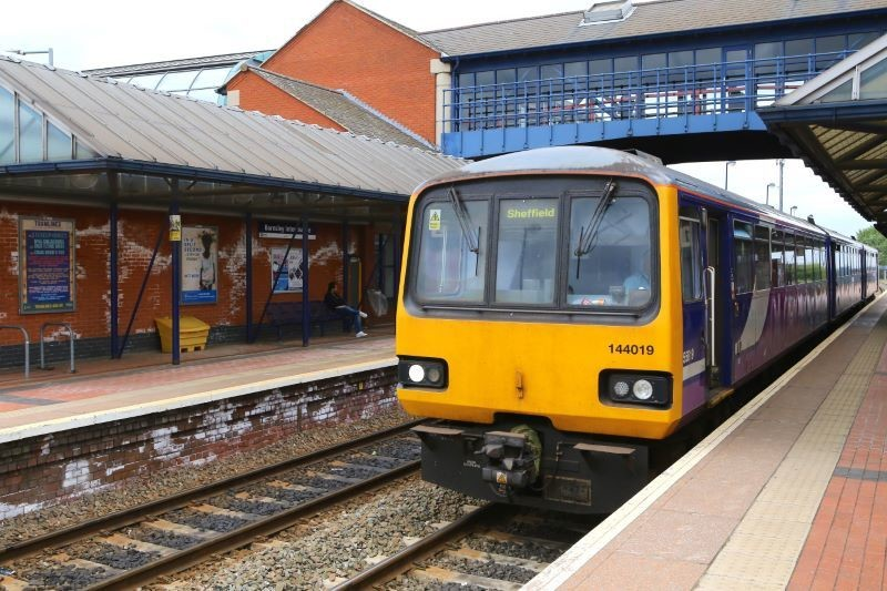 Rail travel like a 'trip back in time' - Barnsley News from
