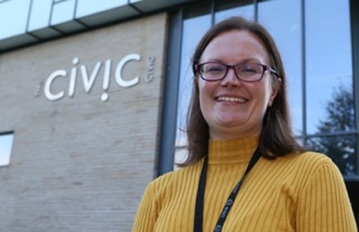 Main image for Influential Civic chief departs