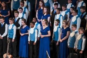 Main image for Grant to help award-winning choir