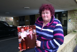 Main image for Domestic abuse campaigner angered by MP