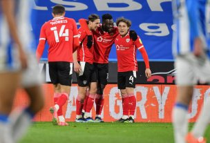 Main image for Five talking points from win at Huddersfield