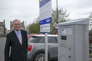 Main image for Fury over new parking charges