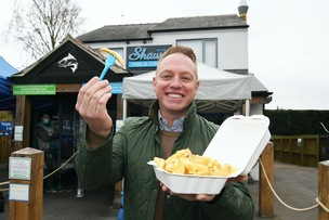 Main image for Top award for Dodworth chippy