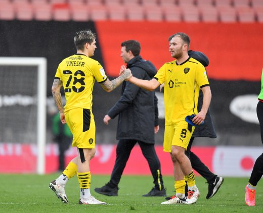 Main image for Frieser will be back for Norwich – boss