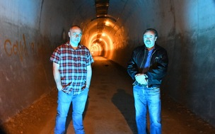 Main image for Haunted hotspots probed by ghost hunters