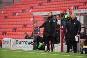 Main image for Reds hope to end 98-year wait for away win against Coventry