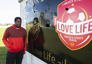 Main image for Bruce condemns vandalism at sports ground