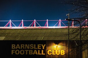 Main image for £100m+ promotion would be 'complete shift' for Barnsley