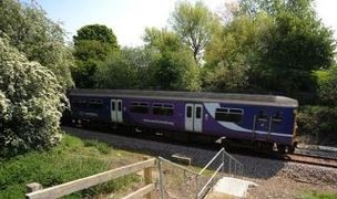 Main image for Spike in trespassers on Barnsley's rail network