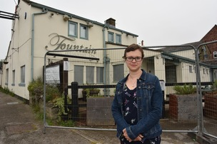 Main image for Councillors welcome long-closed pub's refurbishment