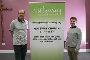 Main image for Churchgoers mark tenth anniversary