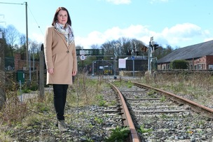 Main image for Railway plans back on track...