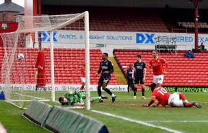 Main image for Reds five points clear in top six after beating Boro
