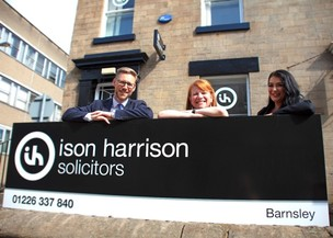 Main image for Legal firm returns to town after absence of three decades