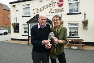 Main image for 25 years not enough for popular pub landlords