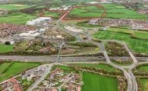 Main image for Grand plan unveiled for ex-colliery site