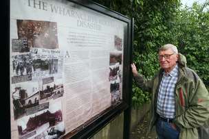 Main image for Ex-mayor wants people to remember mining disaster