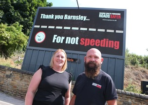 Main image for Motorists urged to slow down