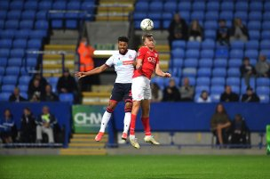 Main image for Moon insists hometown club Coventry City are 'beatable'
