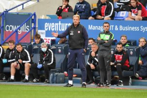Main image for Schopp says Barnsley will be patient in hunt for new players
