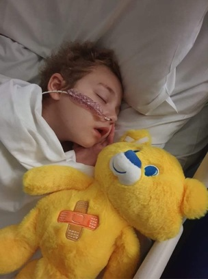 Main image for Youngster's leukaemia more aggressive than first thought
