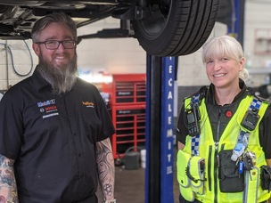 Main image for Police vow to tackle catalytic converter theft