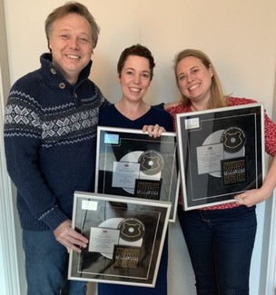 Main image for Shaun goes silver with record