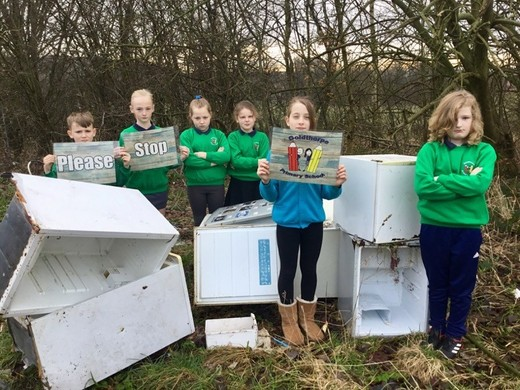 Main image for Next generation fighting against fly-tipping