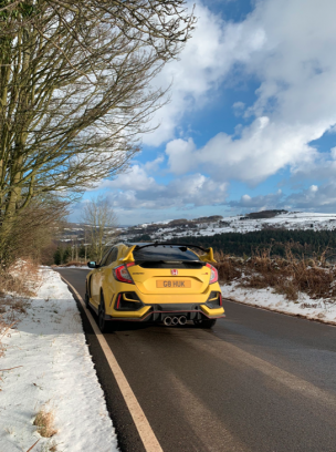 Main image for Type R Limited Edition builds on standard car's greatness