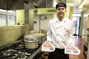 Main image for School chef cooks on a budget...