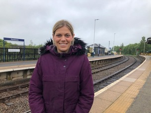 Main image for Train stations' improvement works backed by MP