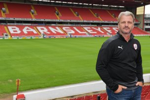 Main image for Talking Schopp – key issues for new Reds boss