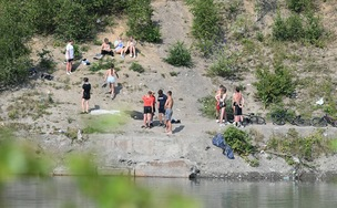 Main image for Fresh warning following swimmers' tragic deaths