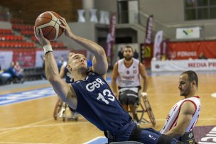 Main image for Sagar thrilled to be captain of GB team and wants gold in Tokyo