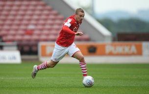 Main image for Thomas loaned to Bristol Rovers