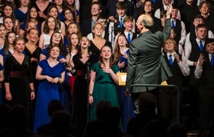 Main image for Youth choir to host international concert