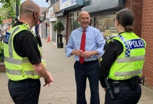 Main image for MP calls for police station's reopening