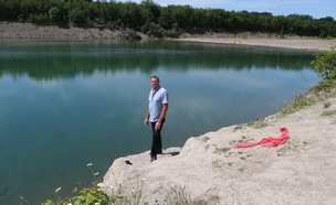 Main image for Dangerous quarry water could be drained