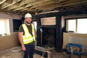 Main image for Historian help sought at pub site
