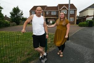Main image for Residents on antisocial behaviour-hit street speak out