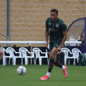 Carlton Morris. Picture: Barnsley FC