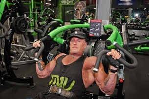 Main image for Bodybuilder's illustrious career to end