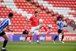 Alex Mowatt has left Barnsley.