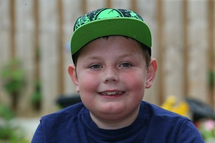 Main image for Youngster to walk 20 miles for ill tot